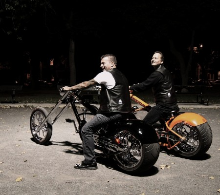 Outriders-bikers