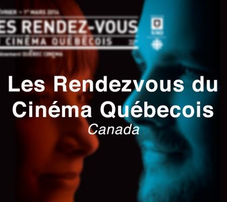 Les Rendezvous du Cinéma Québecois, Canada