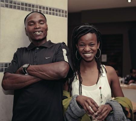 Kitso and Vusi