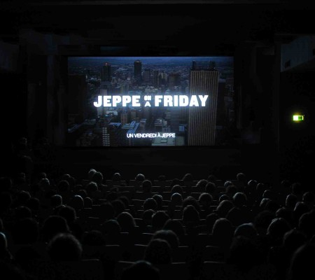 World premiere in Johannesburg